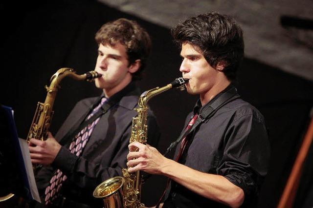Von der Begeisterung für jazzige Klänge