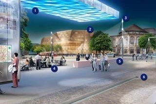 Stadtverwaltung konkretisiert die Pl�ne f�r Umbau des Rotteckrings