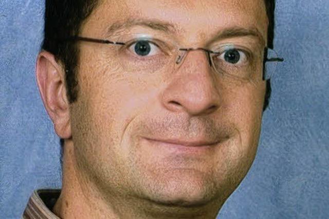 Joachim Rohrer am CSG der neue Chef