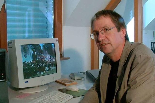 Stadthistoriker Thorsten Mietzner über die historischen Aufnahmen