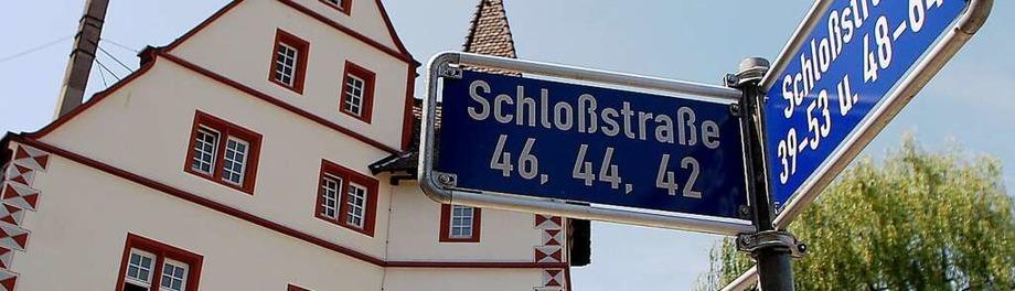 400 Jahre Schloss Schmieheim