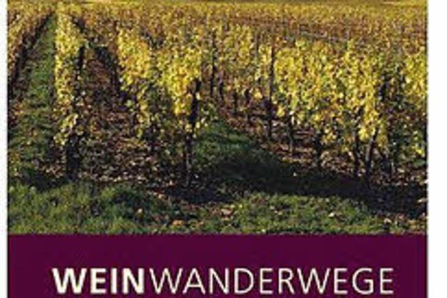 Weinwanderwege Elsass und Baden