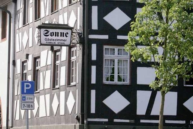 Vörstetten: Gasthaus Sonne