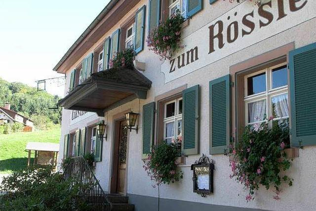 Bollschweil: Gasthaus Zum Rössle