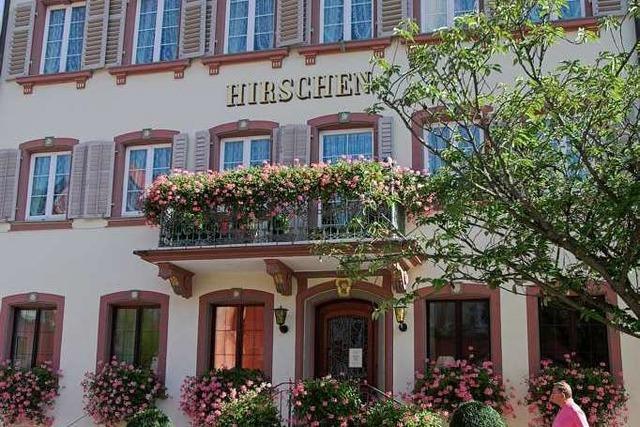 Sulzburg: Gasthaus Zum Hirschen