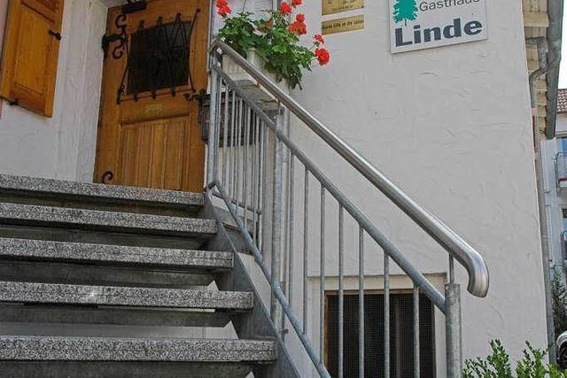 Freiburg: Gasthaus Zur Linde