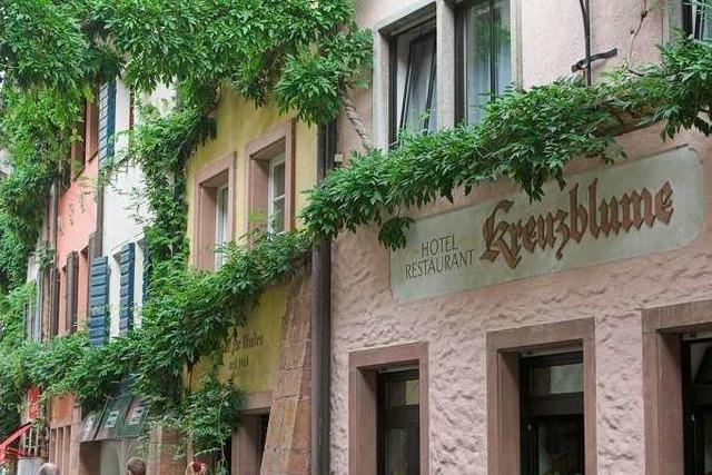 Freiburg: Kreuzblume