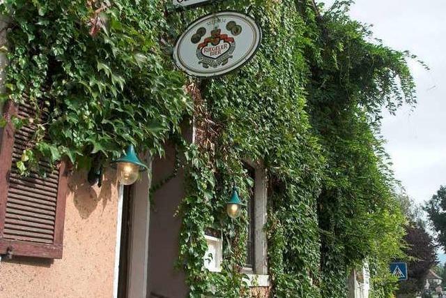 Bad Krozingen: Gasthaus Krone