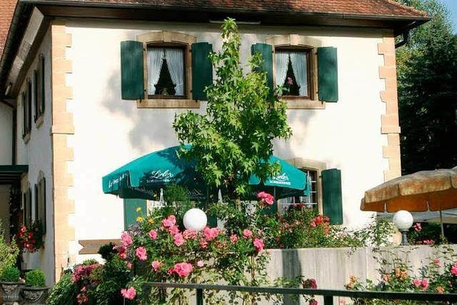 Efringen-Kirchen: Engemühle