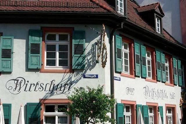 Freiburg: Wolfshöhle