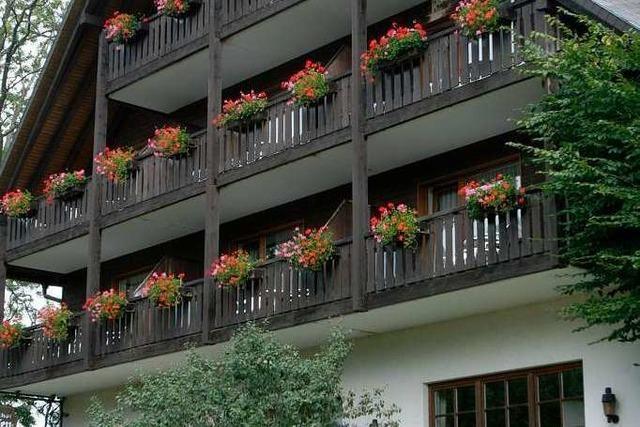 Titisee-Neustadt: Schwarzwaldhotel Josen