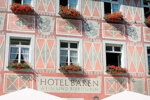 Freiburg: Zum Roten Bären