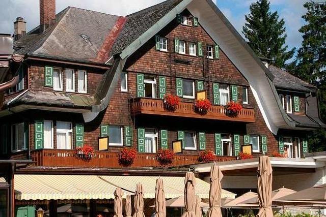 Titisee: Treschers Schwarzwaldhotel