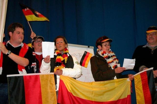 Jogis Team siegt in Schönau