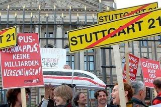Stuttgart 21: Der Dialog ist geplatzt