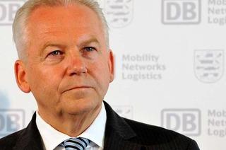"""Bahnchef Grube: """"Ich bin ein dialogorientierter Mensch"""""""