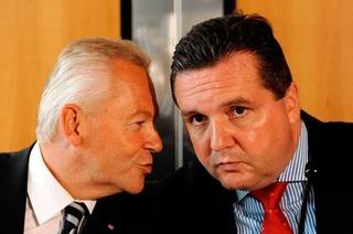 Rech will im Amt bleiben – Bahnchef kritisiert Gegner