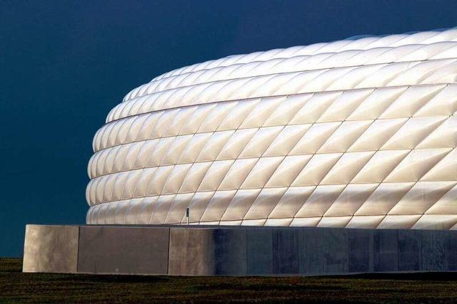 Basler Unternehmen Sauter sorgt für gutes Klima in der Allianz Arena
