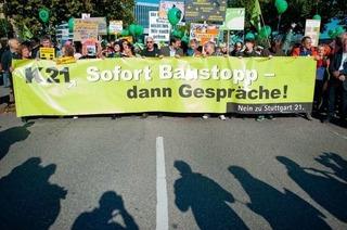 Wie Stuttgart 21 die Menschen im Netz mobilisiert
