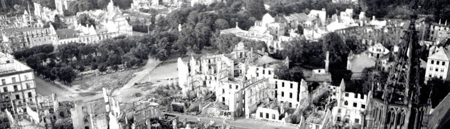 Die Bombardierung Freiburgs am 27. November 1944