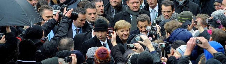 Der deutsch-französische Gipfel in Freiburg