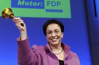 Vor der Landtagswahl: FDP verordnet sich Burgfrieden