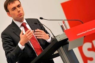 SPD-Chef träumt von Rot-Grün