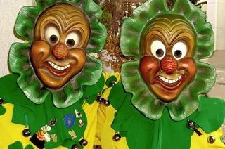 Über den grünen Klee gelacht