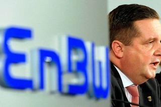 EnBW-Aktienkauf : SPD wirft Mappus Lüge vor