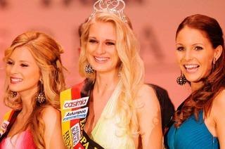 """""""Miss Germany 2011"""": Thüringerin holt sich die Krone"""