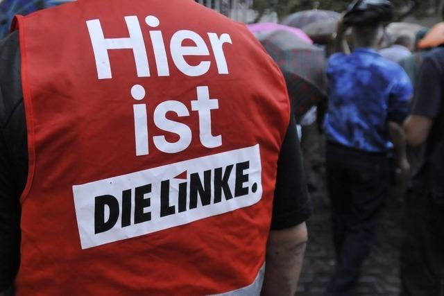 Linke empört über Ausladung - Stadt will einspringen