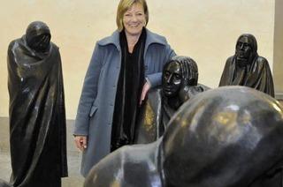 Ortstermin mit Edith Sitzmann: Politische Kettenreaktionen