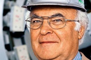 """Herrenknecht: """"Große Chancen für einen Tunnel"""""""
