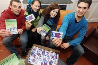 Probelauf: Landtagswahl für Minderjährige