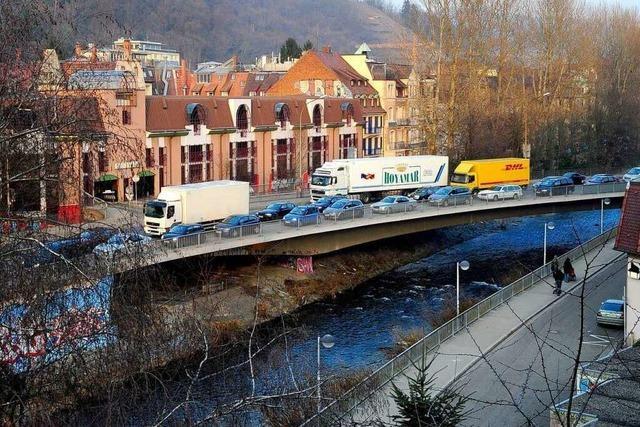 Baufällige Freiburger Brücken: Geld für die Sanierung fehlt