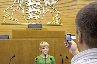 Alltag im Landtag: Dazugehören ist nicht alles