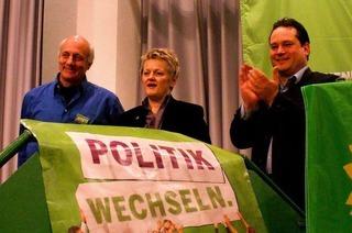 Grüne drehen den CDU-Spieß um