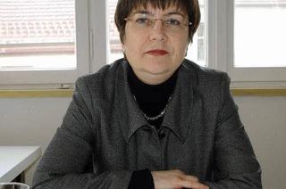 Anita Rost: Die Späteinsteigerin ist guter Dinge