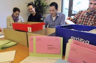 Politik im Pflegeheim: Die noch können, machen Briefwahl