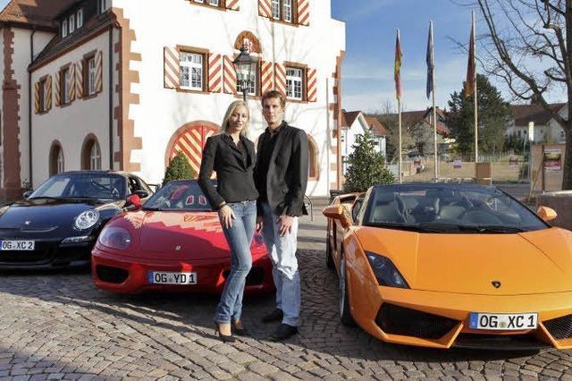 Ferrari für 1000 Euro - aber nur zur Miete