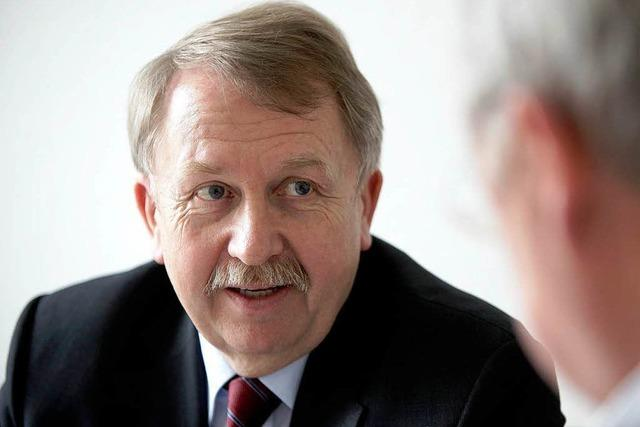 Wahlkreis Lahr: Helmut Rau (CDU) holt Direktmandat