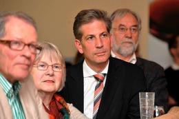 Fotos: Die Wahlparty der CDU in Freiburg