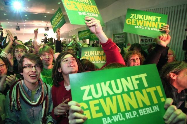 Freiburg bleibt die grünste Stadt im Land