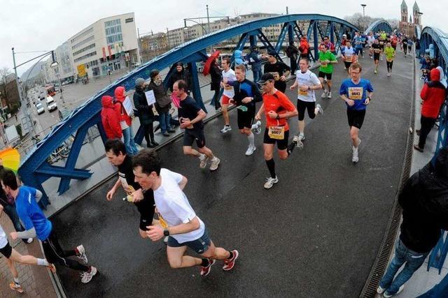 11.000 Läufer starten beim Freiburg-Marathon