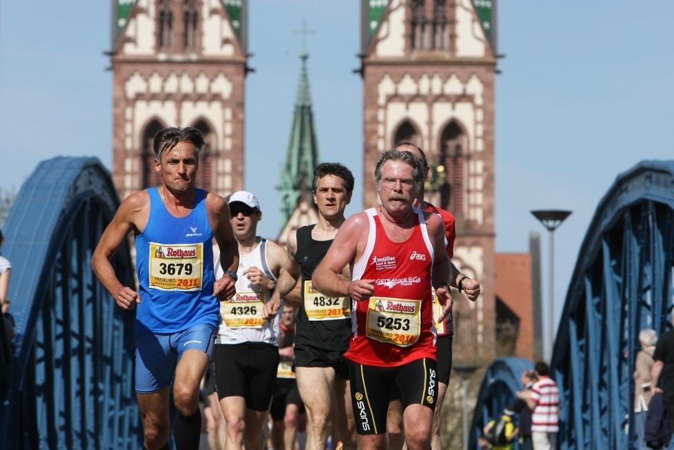 Freiburg-Marathon: Wenn die Sonne zum Feind wird - Badische Zeitung TICKET