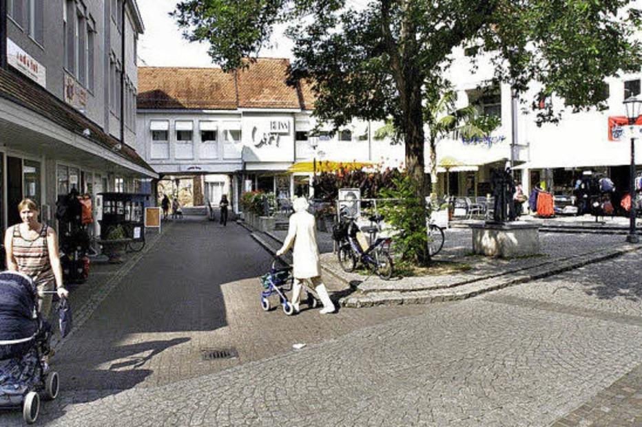 Altstadtsanierung - Badische Zeitung TICKET