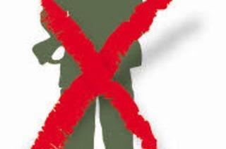 50 JAHRE ZIVILDIENST: Nahkampf in der Schreinerei