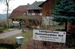 Hummelswälder Hof: Pferde, Ziegen, Schweine – und Reben