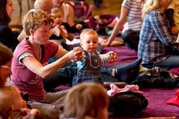 Fotos: Das 3. Babykonzert im Freiburger Stadttheater