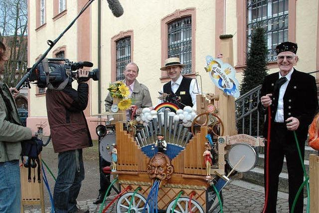 SWR berichtet vom Orgelfest